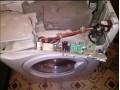 Ремонт стиральной машины в Харькове Бош. Жалобы клиента: стиральная машина не включается. Произведенные работы: был произведен ремонт блока питания электронного модуля. Результат: стиральная машина исправна, уже как больше 5 месяцев.
